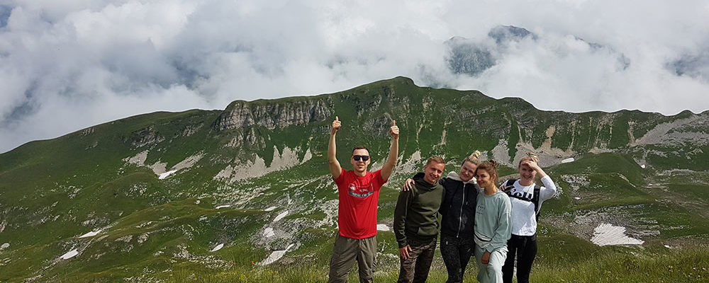Путешествие а Абхазию